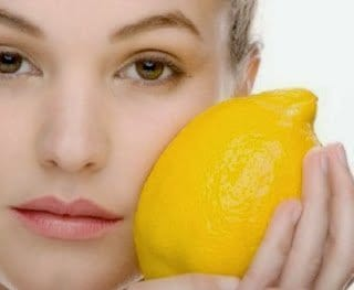 lemon skin lightener