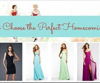 Ways To Make Sure You Are Choosing the Perfect homecoming dress