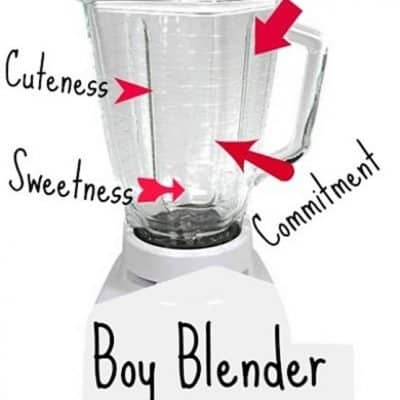 Ingredients For the Perfect Guy