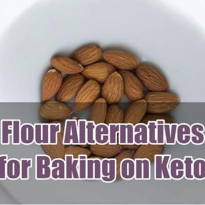 Flour Alternatives For Baking When Doing Keto