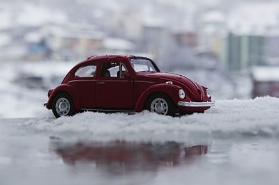 Tips for Driving in Intense Winter Conditions