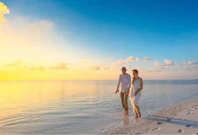 Six honeymoon destinations for those who are hopelessly in love