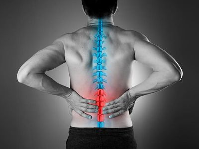 Cope with spine injury