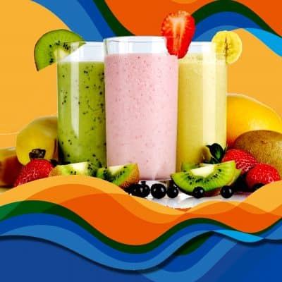 smoothies for glass skin